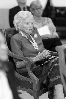 Margaret Morse, O.M.