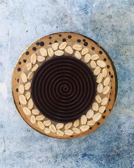 Óriás mogyoróvajas csokiskeksz