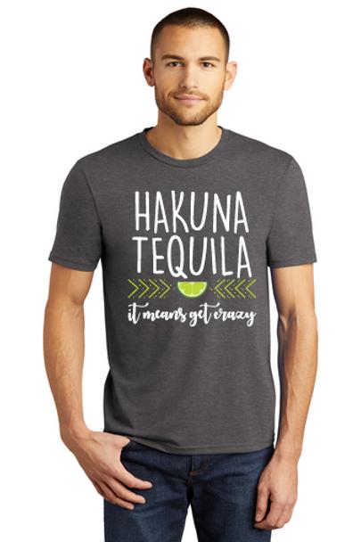Men's Hakuna Tequila T Shirt