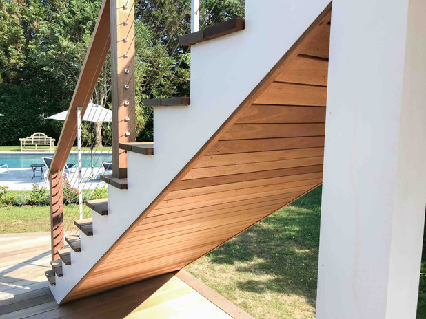 Mohagany Staircase by Arch Group