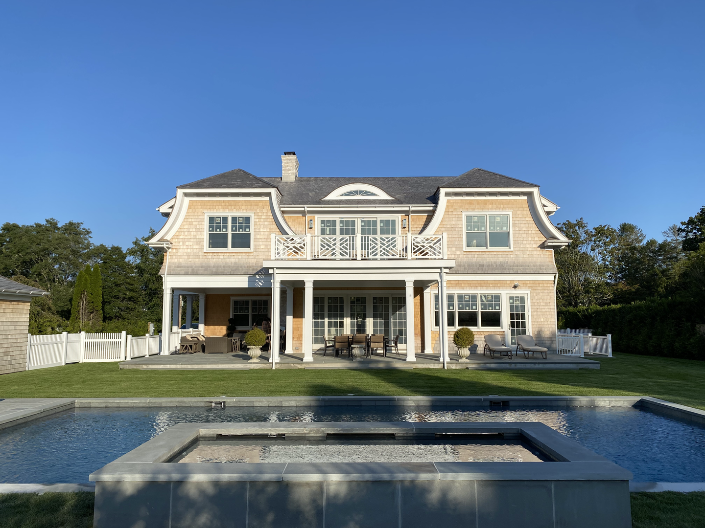 Custom Built Home by Arch Group Building Company