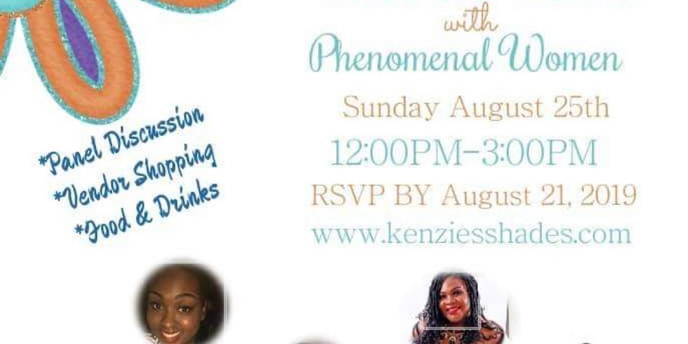 Sunday's Brunch with Phenomenal Women