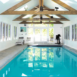 Inside Pool by Arch Group