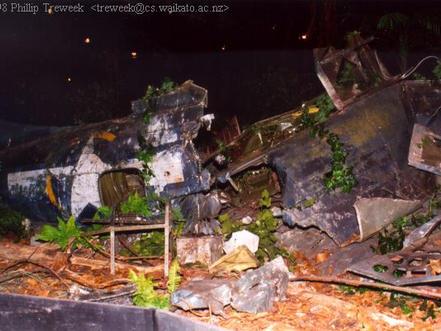 SBD-4 Wreckage