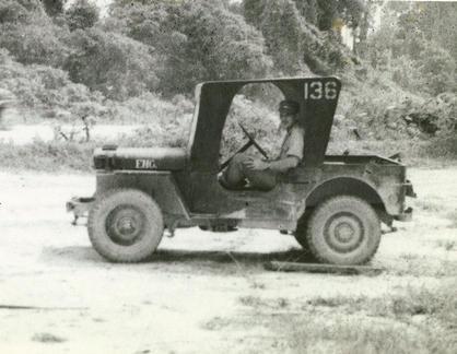 40 Men : 1 Jeep
