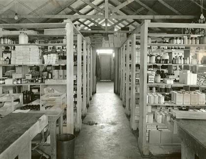 Medical Supplies Area