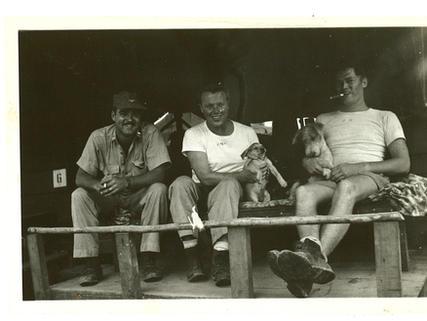 Hill, Elmes (Saki), McCullough (Mike)