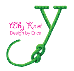 Why Knot Design by Erica logo