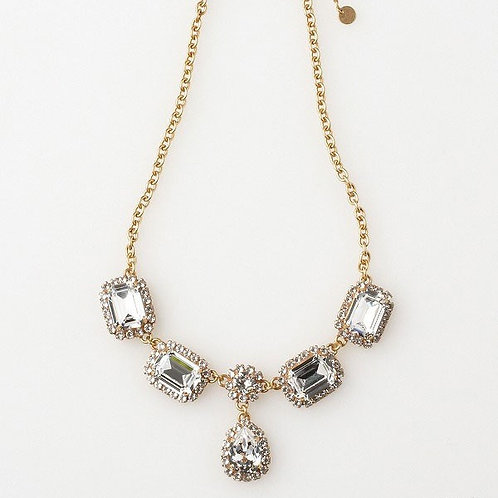 DROPED NECKLACE