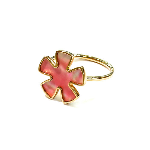 RADEN JEWELRY SAKURA RING PINK