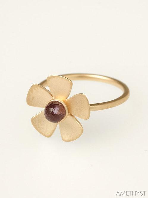 CLASSIC FLOWER RING