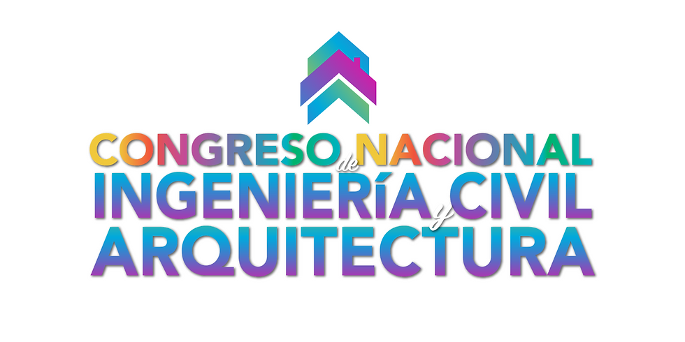 3º Congreso Nacional de Arquitectura e Ing. Civil