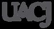 Logotipo uacj 2015-gris- sin fondo.png