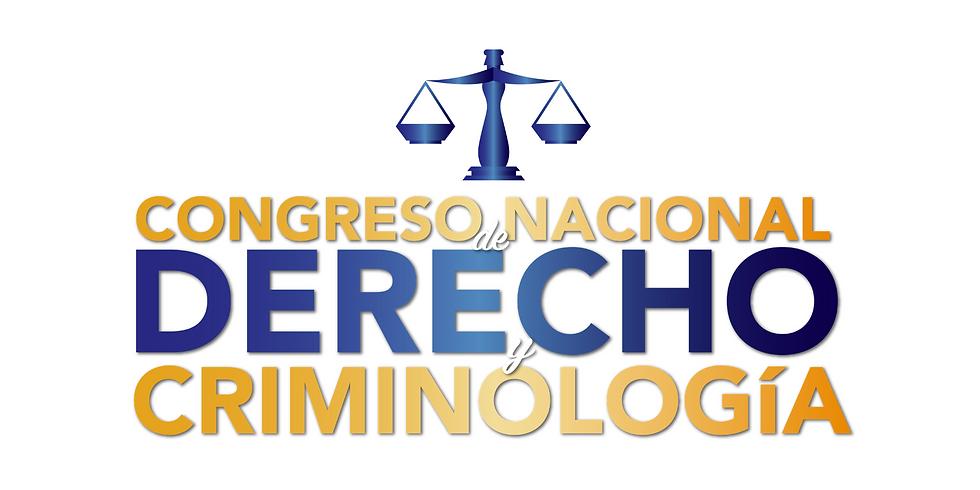3º Congreso Nacional de Derecho y Criminología