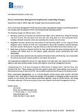 News Release.Leadership AnnouncementApri