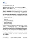 Press Release-Client Satisfaction Survey