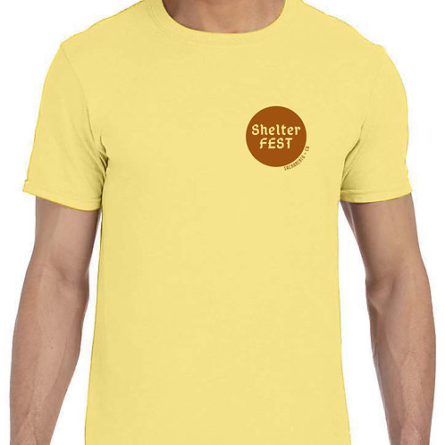 ShelterFest Badge Shirt
