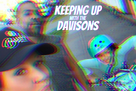 Keeping Up with the Davisons ShelterFest