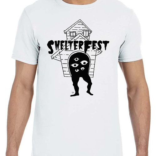 ShelterFest Shirt - Official Fest Shirt
