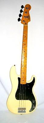 Fender Matt Freeman P Bas