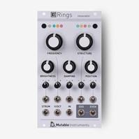Mutable Instruments Rings.