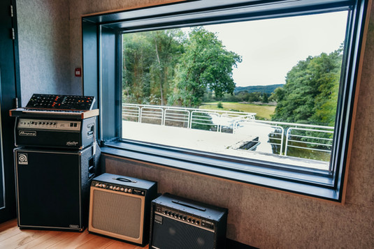 Amps with a view