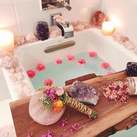 Sundays = Spiritual Bath