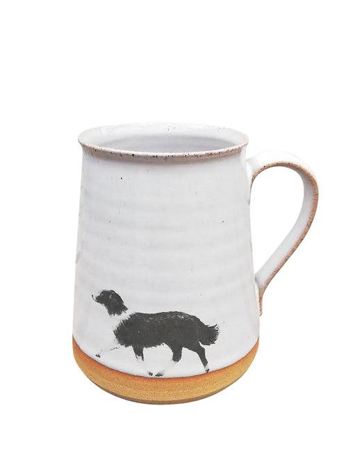 Dog Tankard Shaped Mug