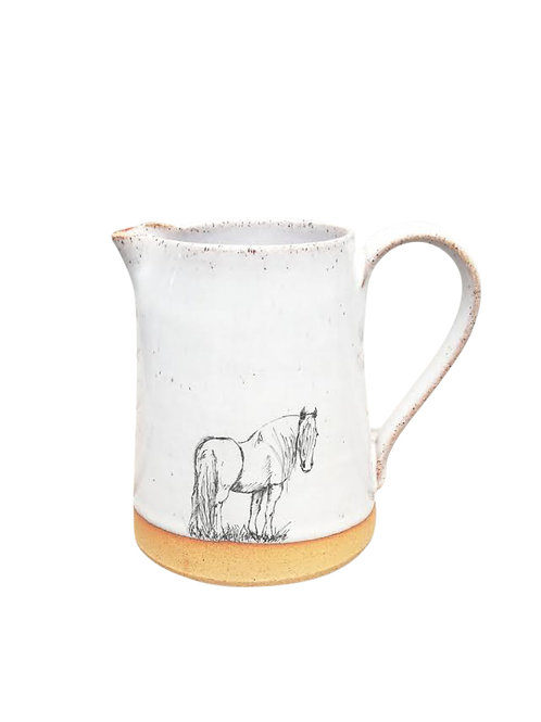 Irish Cob Milk Jug
