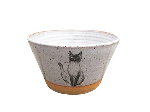 Cat Small Bowl