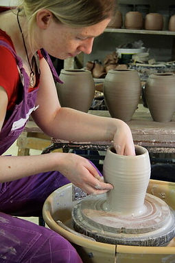 Claire Molloy potters wheel.jpg