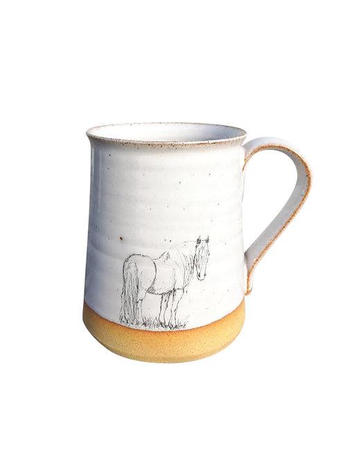 Irish Cob Tankard Shaped Mug