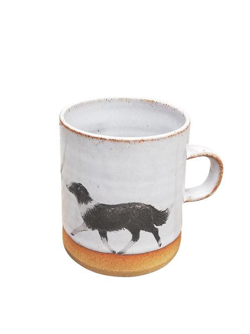 Dog Espresso Mug