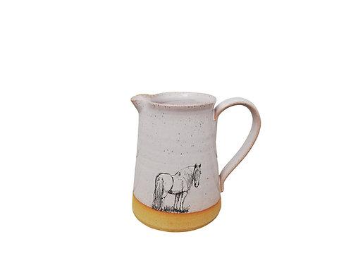 Irish Cob Milk Jug