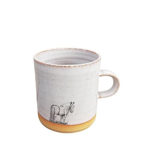 Irish Cob Espresso Mug