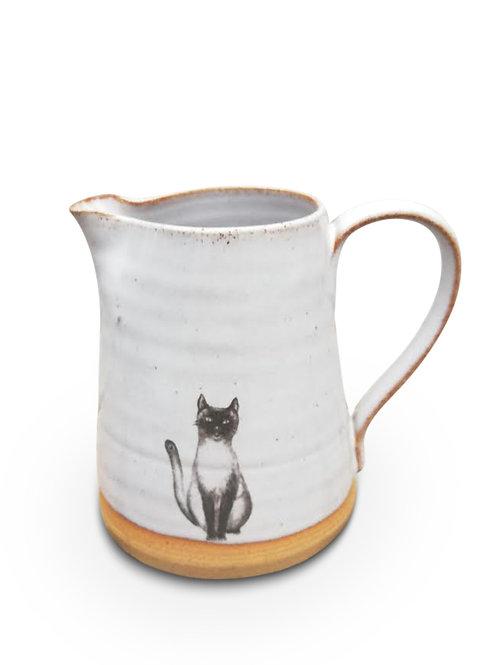 Cat milk jug