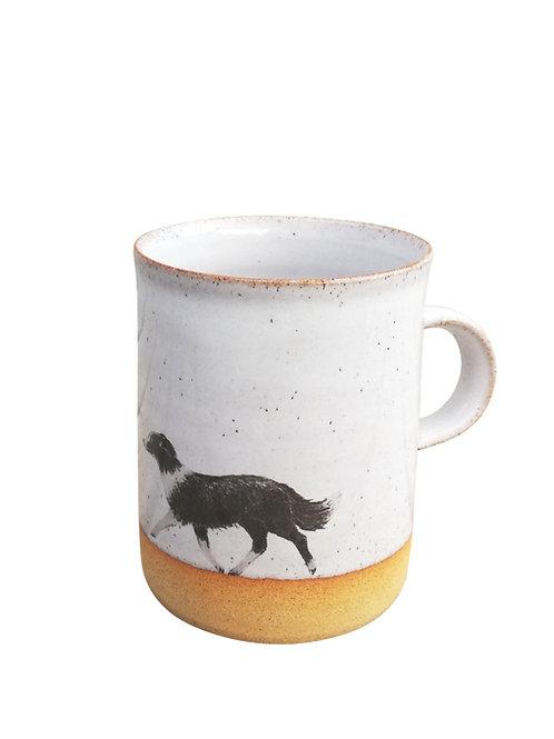 Dog Straight Mug