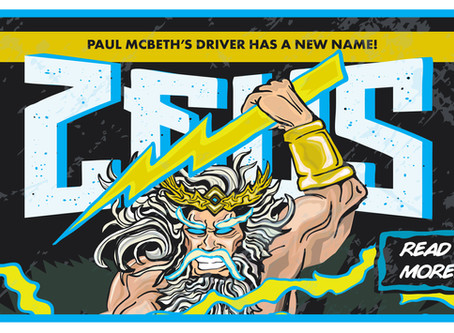 A New Name for Paul McBeth's Distance Driver