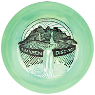 Keen  Custom Disc Golf Disc