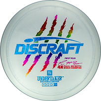 Discraft Disc Golf Undertaker Disc Golf Dsc