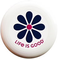 Life Is Good Custom Ultimate Discraft Discs
