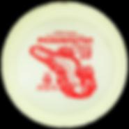 Corporate Event  Custom Disc Golf Disc