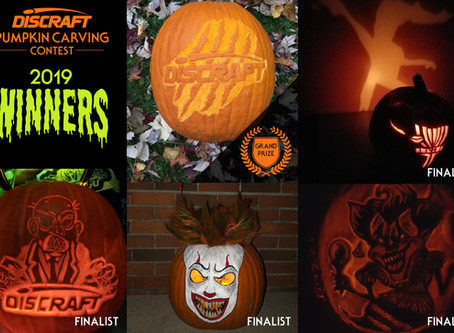 2019 Halloween Carving Contest