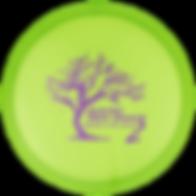 Seatac Tree Smack Custom Disc Golf Disc