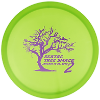 Seatac Tree Smack Custom Disc Golf Disc