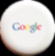 Google Custom Ultimate Discraft Discs