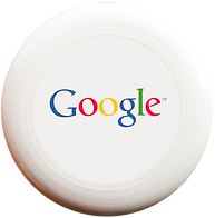 Google Custom Ultimate Discraft Discs