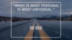 quote personal universal Winter Desktop