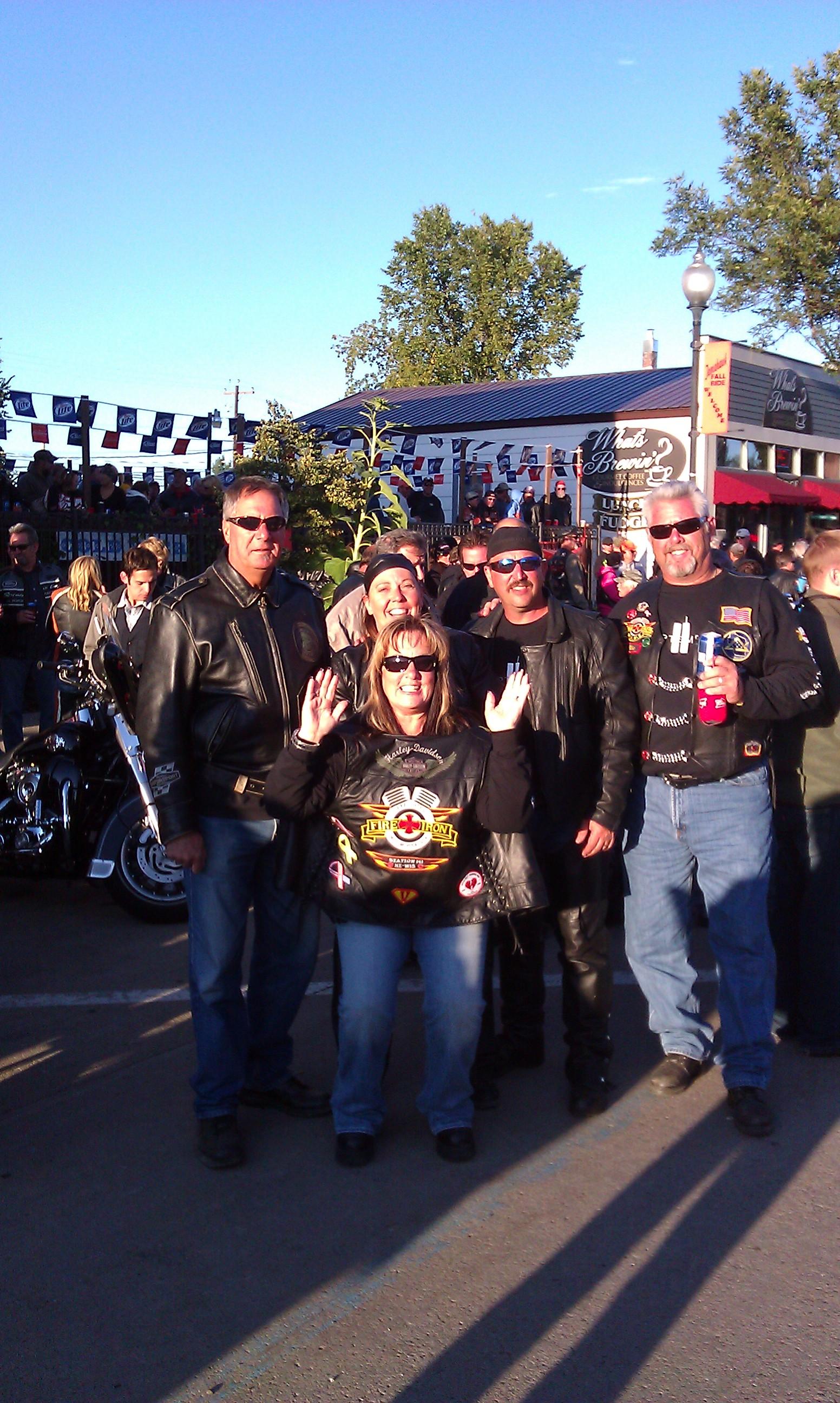 2011 Tomahawk Rally