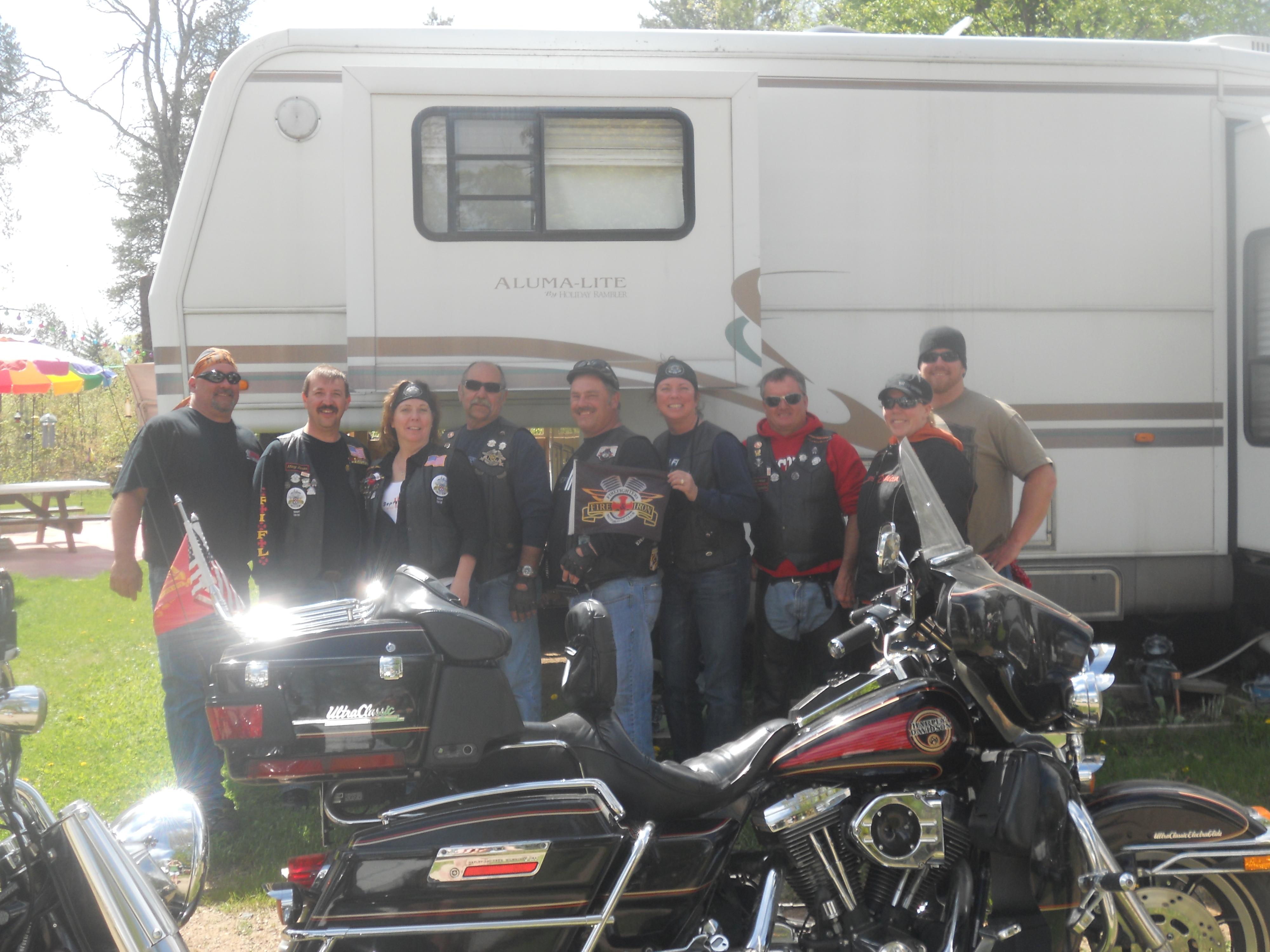 2010 Crivitz ride